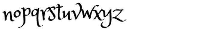 Princess Sofia Royale Font LOWERCASE