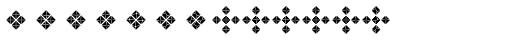 Priori Acute Serif Ornaments Font LOWERCASE