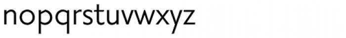 Priori Sans Regular Font LOWERCASE