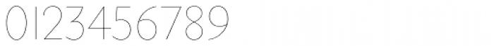 Priori Sans UltraLight Font OTHER CHARS