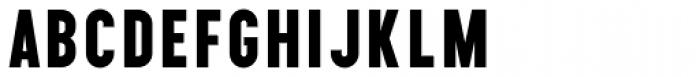 Prismatic 4 Base Font LOWERCASE