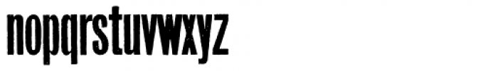 Prison AOE Unicase Font LOWERCASE