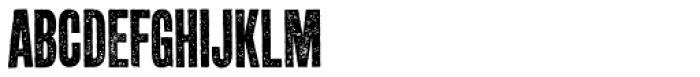 Prison Press AOE Unicase Font UPPERCASE