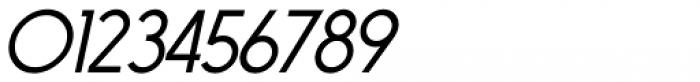 Private Eye JNL Oblique Font OTHER CHARS