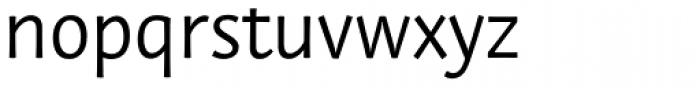 Private Sans Font LOWERCASE