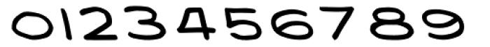 Prive Bold Backslant Font OTHER CHARS