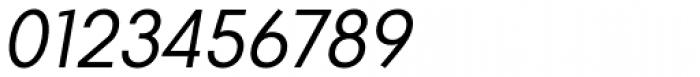 Proba Pro Italic Font OTHER CHARS