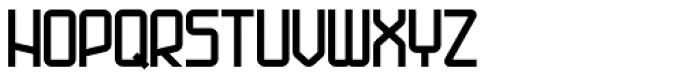 Profihouse Font LOWERCASE