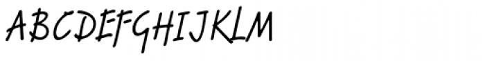 Progeny Font UPPERCASE