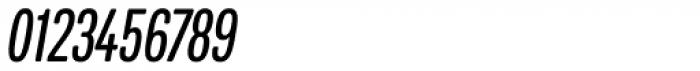 Program Narrow OT Italic Font OTHER CHARS