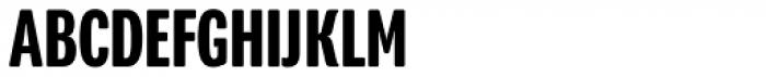 Program Narrow OT Medium Font UPPERCASE