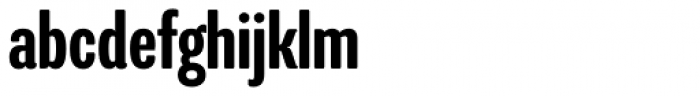 Program Narrow OT Medium Font LOWERCASE