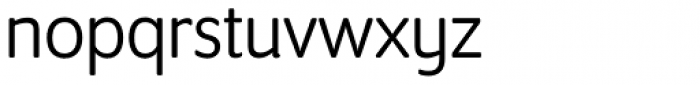 Program OT Book Font LOWERCASE