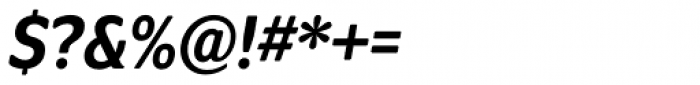 Program OT Medium Italic Font OTHER CHARS