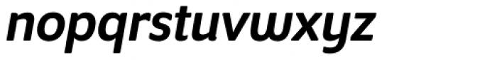 Program OT Medium Italic Font LOWERCASE