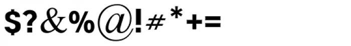 Programa MF Medium Font OTHER CHARS