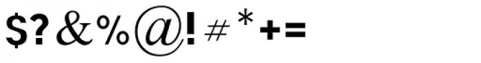 Programa MF Regular Font OTHER CHARS