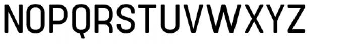 Project Soft Regular Font UPPERCASE