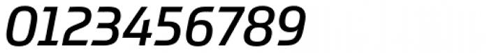 Prometo Italic Font OTHER CHARS