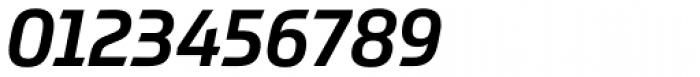 Prometo Medium Italic Font OTHER CHARS