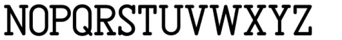 Proofreader JNL Font UPPERCASE