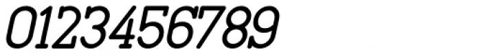 Proofreader Oblique JNL Font OTHER CHARS