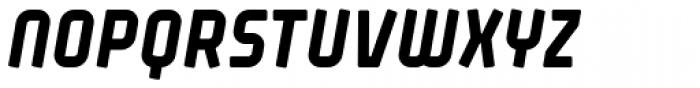 Propane Bold Italic Font UPPERCASE