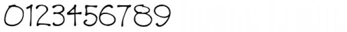 Proper Font OTHER CHARS