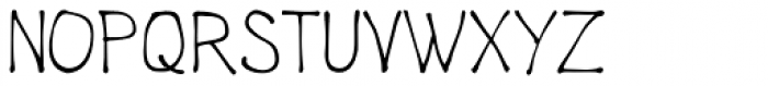 Proper Font UPPERCASE