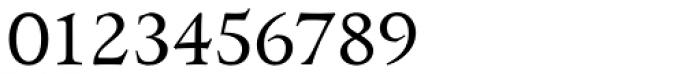 Prospero Pro Font OTHER CHARS