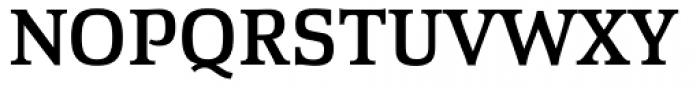 Proteus Book Font UPPERCASE