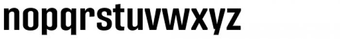 Protipo Compact Semibold Font LOWERCASE