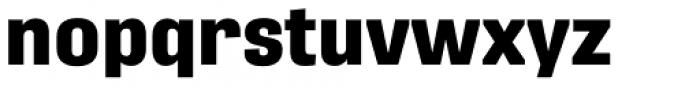 Protipo Extrabold Font LOWERCASE