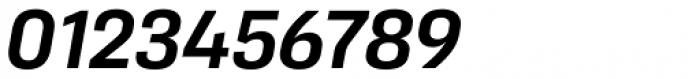 Protipo Semibold Italic Font OTHER CHARS
