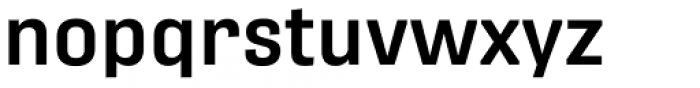 Protipo Semibold Font LOWERCASE