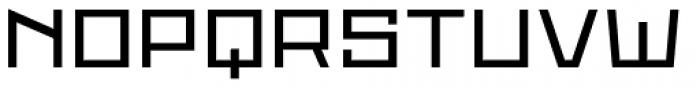 Proto Sans 14 Font UPPERCASE