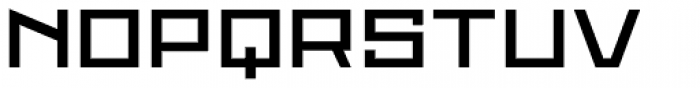 Proto Sans 25 Font UPPERCASE