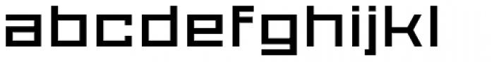 Proto Sans 26 Font LOWERCASE