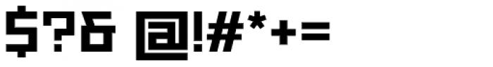 Proto Sans 31 Font OTHER CHARS