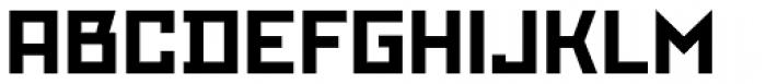 Proto Sans 31 Font UPPERCASE