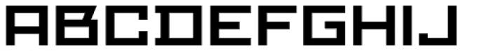 Proto Sans 35 Font UPPERCASE