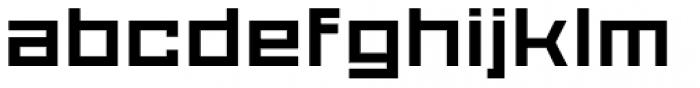 Proto Sans 35 Font LOWERCASE