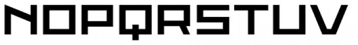 Proto Sans 36 Font UPPERCASE