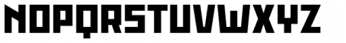 Proto Sans 40 Font UPPERCASE