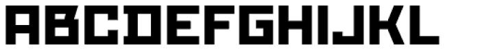 Proto Sans 42 Font UPPERCASE