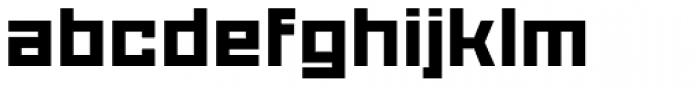 Proto Sans 42 Font LOWERCASE