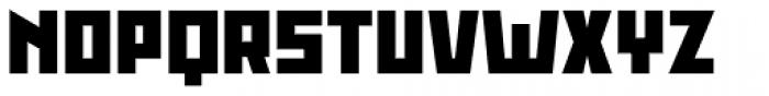 Proto Sans 50 Font UPPERCASE