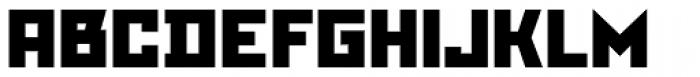 Proto Sans 51 Font UPPERCASE
