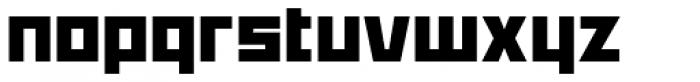 Proto Sans 51 Font LOWERCASE