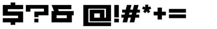 Proto Sans 56 Font OTHER CHARS